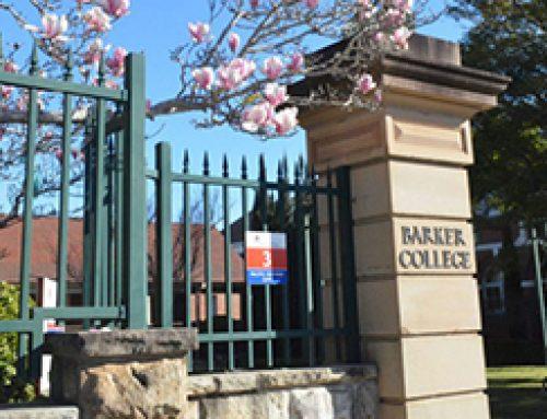 Barker College – Town Planning