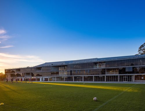 Barker College – Sports and Learning Precinct