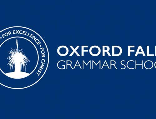 Oxford Falls Grammar – Field of Dreams