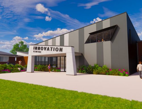 Scots All Saints College Innovation Centre Project